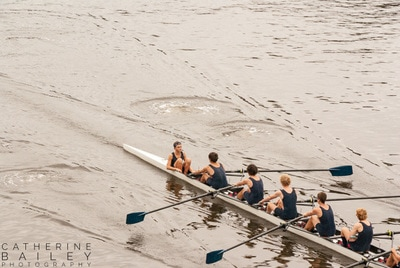 Men rowing | Catherine Bailey Photography