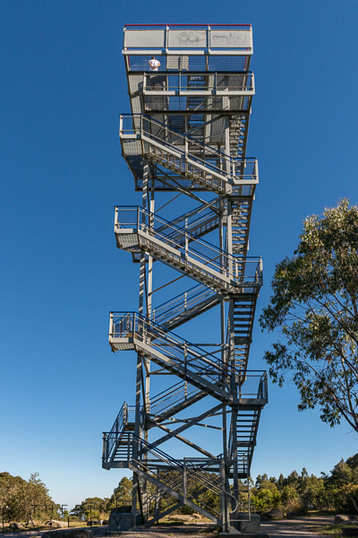 Catherine Bailey Photography | Mount Donna Buang tower