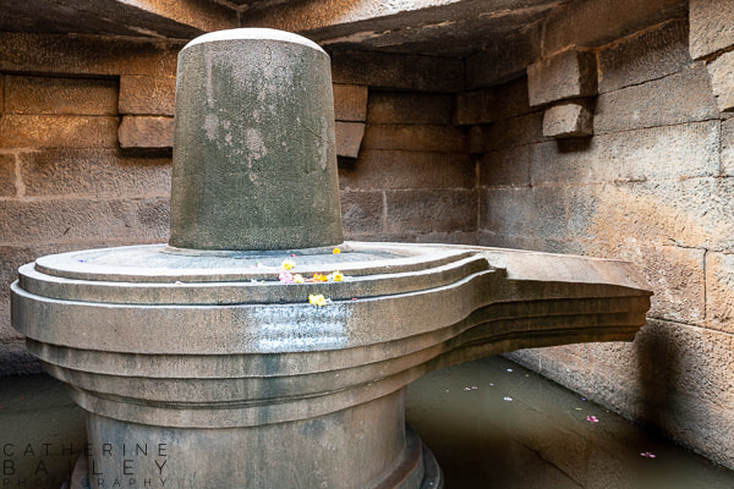 Badavilinga Temple in Hampi | Catherine Bailey Photography