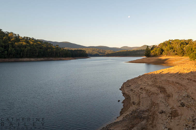 Catherine Bailey Photography | Maroondah Dam